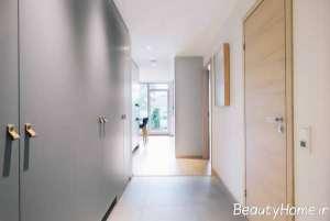 دکوراسیون ایده آل محیط منزل با ترکیب رنگ زرد و آبی