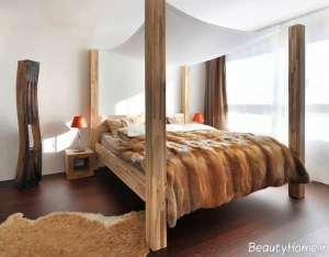 طراحی زیبا و خاص اتاق خواب