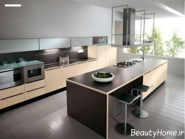 آشپزخانه جزیره