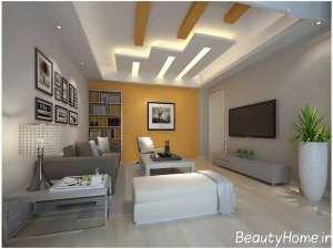 دیزاین عالی کناف سقف