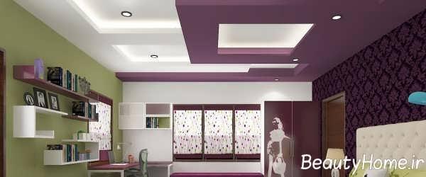 دیزاین خاص کناف سقف