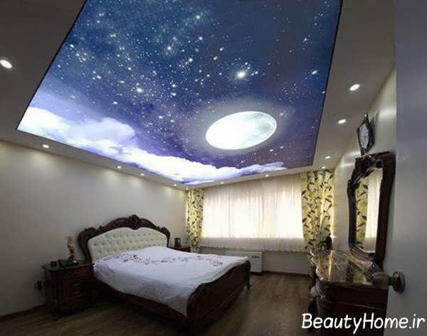 طراحی جالب کناف سقف