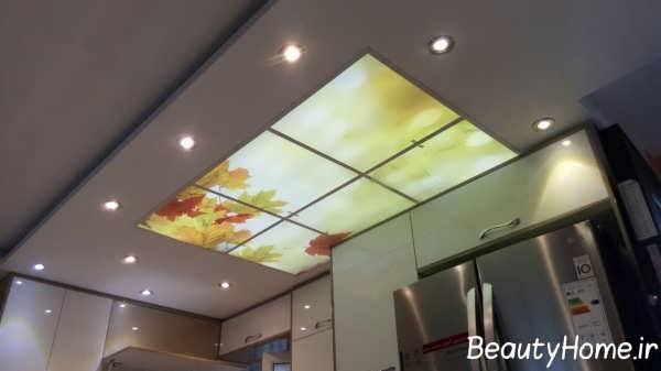 طراحی خارق العاده کناف سقف