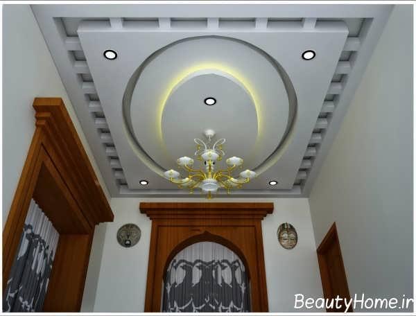طراحی ایده آل کناف سقف