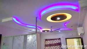 طراحی شیک کناف سقف