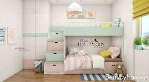 دیزاین زیبای اتاق کودک