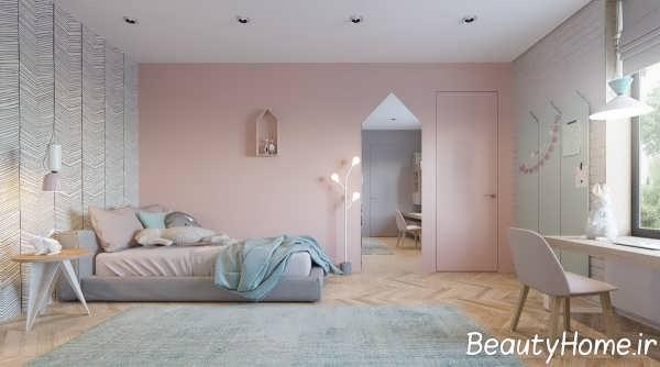 دیزاین اتاق کودک 2018