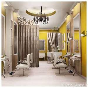 دیزاین عالی سالن زیبایی