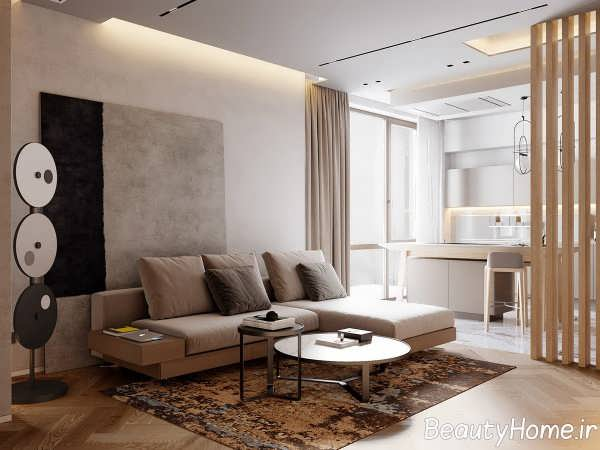 طراحی خاص سنگ مرمر در دیزاین منزل