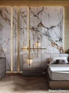 طراحی لاکچری اتاق خواب