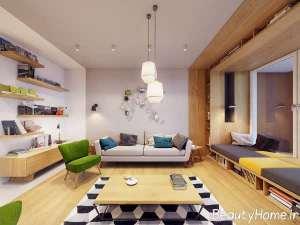 طراحی زیبای فضای داخلی