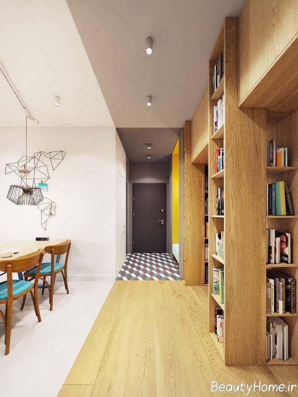 دکوراسیون زیبای فضای داخلی منزل