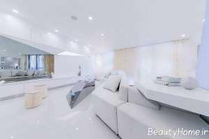 طراحی مدرن داخلی منزل