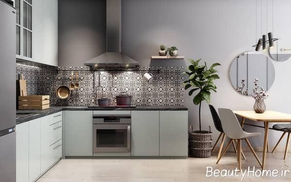 آپارتمان کوچک با دیزاین ایده آل
