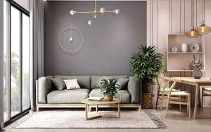 طراحی زیبای آپارتمان