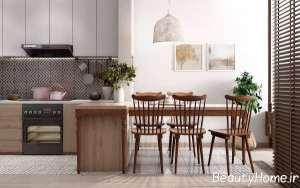 طراحی عالی آپارتمان کوچک