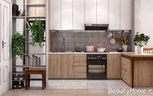 طراحی فوق العاده آپارتمان کوچک