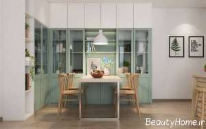 طراحی خاص آپارتمان کوچک