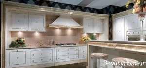 دیزاین متفاوت آشپزخانه سلطنتی