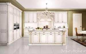 چیدمان ایده آل آشپزخانه سلطنتی