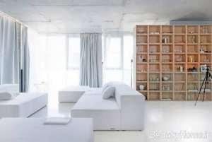 طراحی فوق العاده اتاق نشیمن