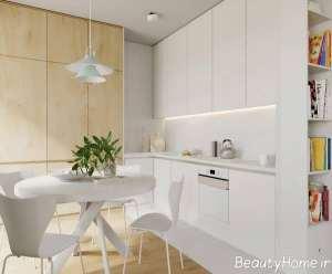 طراحی زیبای آشپزخانه