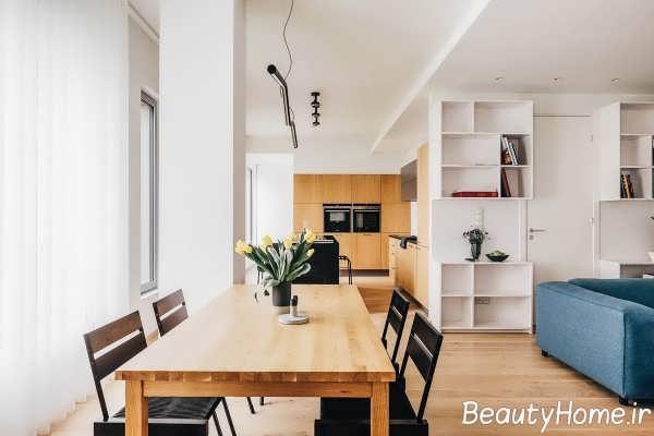 طراحی زیبای منزل