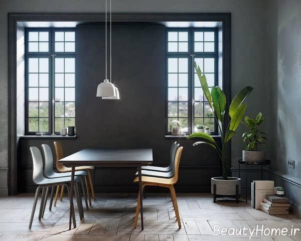 دیزاین زیبای میز ناهارخوری