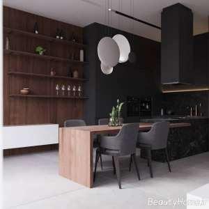 دیزاین مدرن میز ناهارخوری