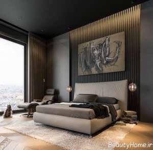 دیزاین زیبای اتاق خواب