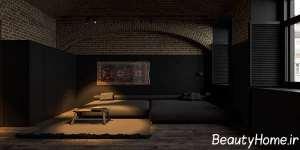 طراحی داخلی تیره
