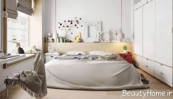 طراحی فوق العاده اتاق خواب