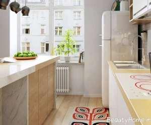 دکوراسیون جالب آشپزخانه