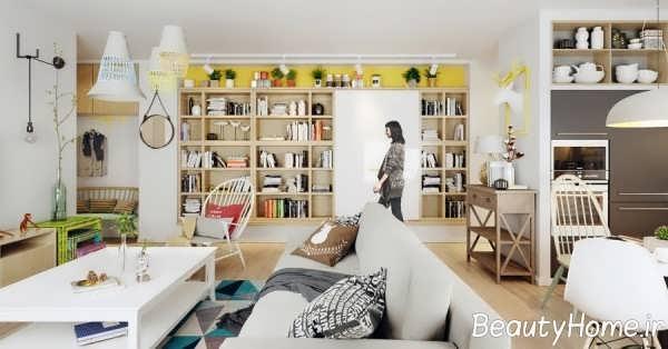 دیزاین اتاق پذیرایی