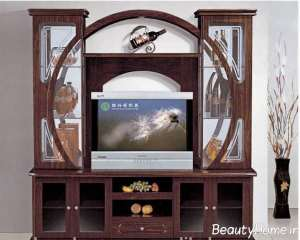 دیزاین مدرن میز تلویزیون