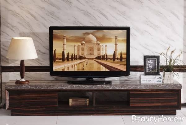 دیزاین جذاب میز تلویزیون