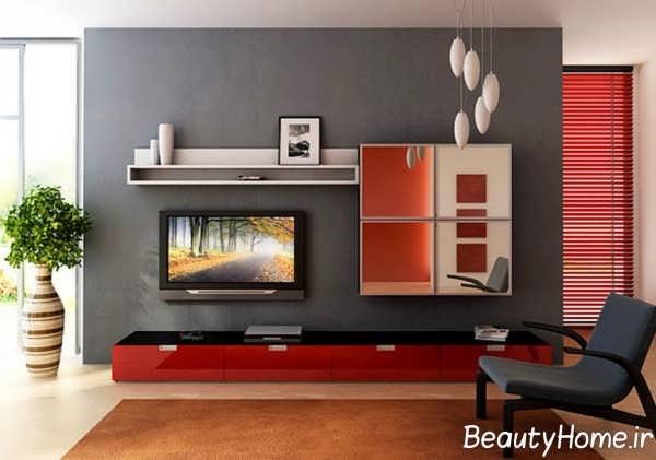 مدل جذاب میز تلویزیون