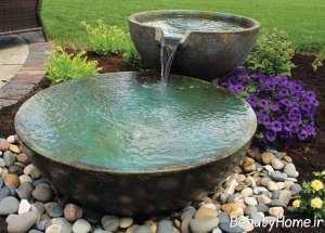 دکوراسیون متفاوت آب نما