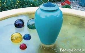 طراحی متفاوت آب نمای کوچک