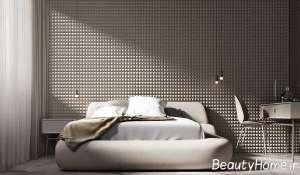 استفاده از رنگ طلایی در دکوراسیون اتاق خواب