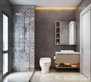 حمام با دیزاین ایده آل