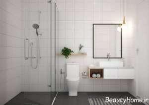 دیزاین فوق العاده حمام