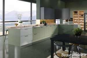طراحی جذاب آشپزخانه