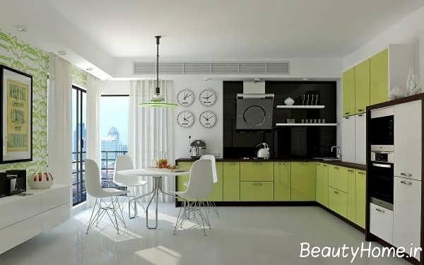 طراحی خاص آشپزخانه