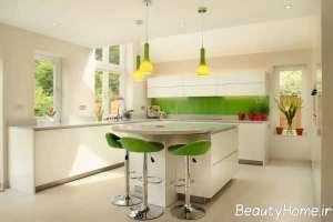 دیزاین مدرن آشپزخانه
