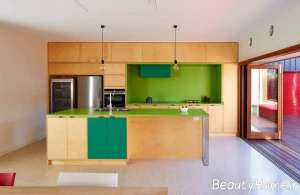 طراحی شیک آشپزخانه