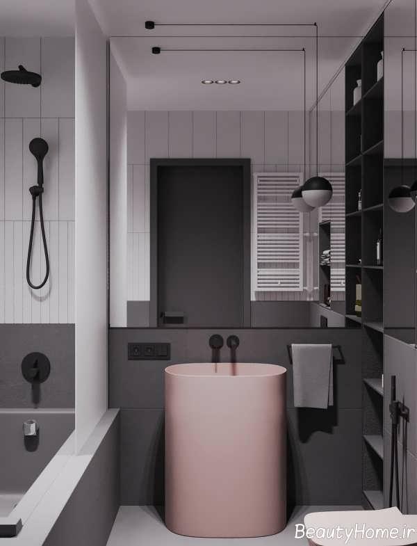 دکوراسیون مدرن منزل با تم ترکیبی
