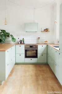 دکوراسیون زیبا و جدید آشپزخانه