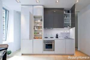 دکوراسیون داخلی شیک و بی نظیر برای آشپزخانه