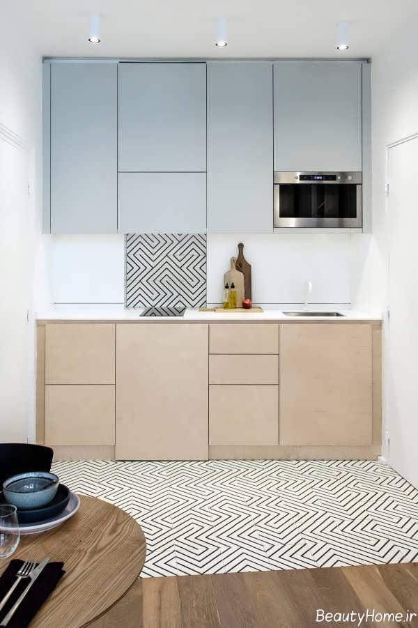 طراحی داخلی برای آشپزخانه کوچک